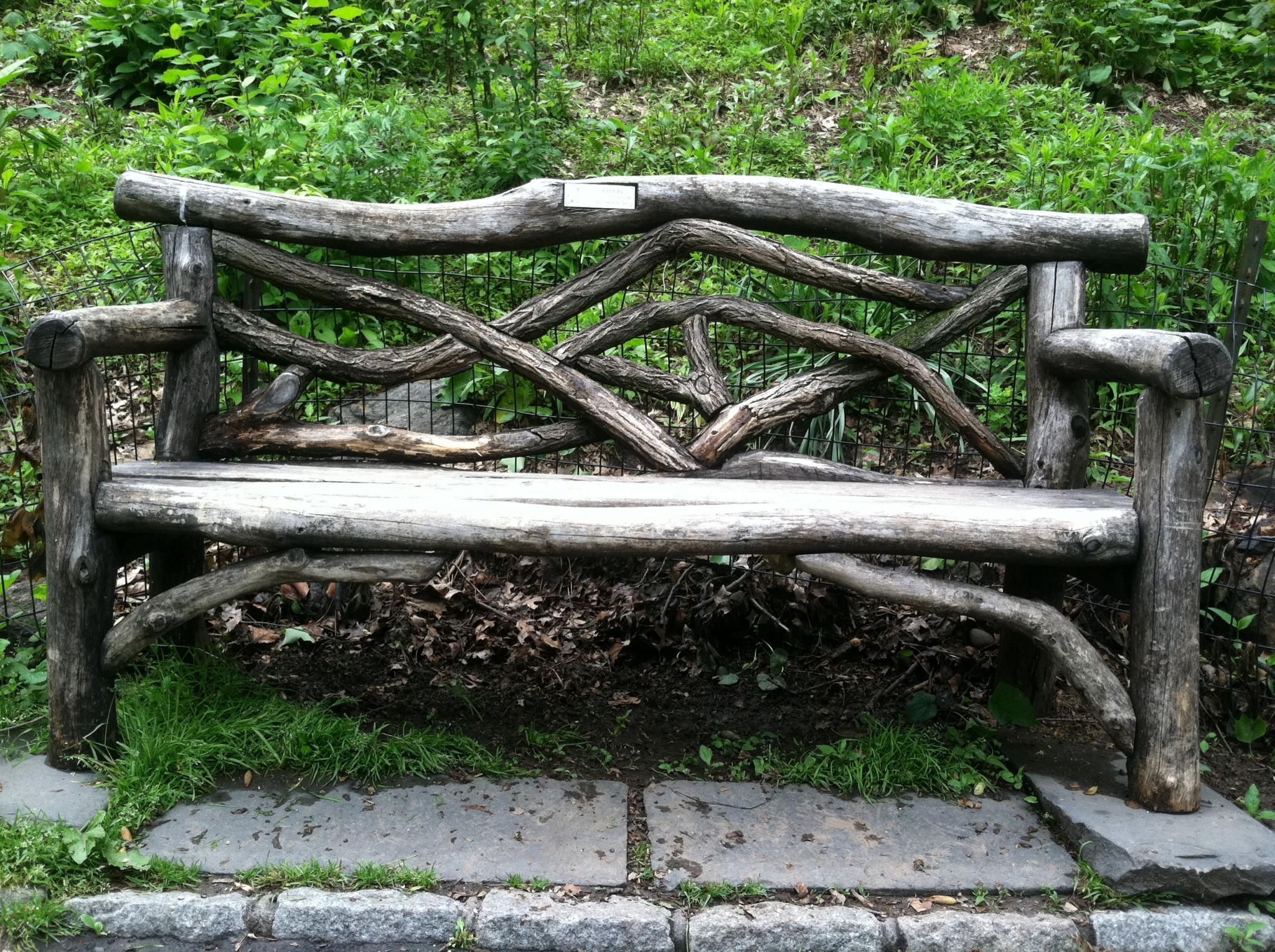 Quot Central Park Bench Quot Screen Photo Slideshow On